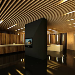 Commercial Spaces by PFS-arquitectura