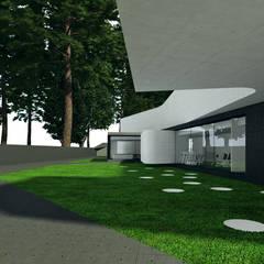 ACADEMIA BRUNO ALVES_PÓVOA DE VARZIM_2010: Escolas  por PFS-arquitectura