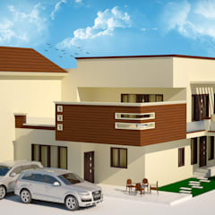 residence:  Houses by Ar. Sukhpreet K Channi