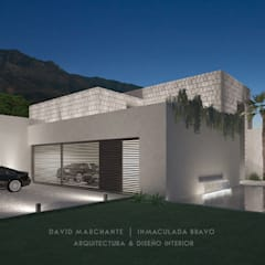 Garage/shed by David Marchante  |  Inmaculada Bravo
