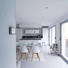 Dining room by Skéa Designer