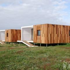 Hotels توسطJular Madeiras, اکلکتیک (ادغامی) چوب Wood effect