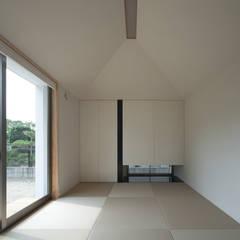 غرفة الميديا تنفيذ 田村の小さな設計事務所
