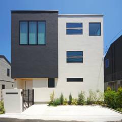 منازل تنفيذ TERAJIMA ARCHITECTS,