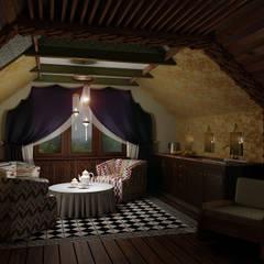 Dapur by ЙОХ architects