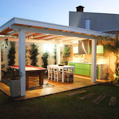 Terrace by Lozí - Projeto e Obra