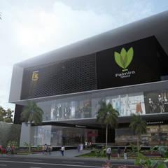 مراكز تسوق/ مولات تنفيذ Arquitectos M253