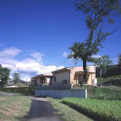 Houses by ㈱ライフ建築設計事務所, Modern