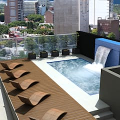 Pool by Arcadia Arquitectura