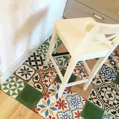 projekt domu o pow. 150 m2: styl , w kategorii Kuchnia zaprojektowany przez nklim.design