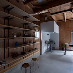 ishibe house: ALTS DESIGN OFFICEが手掛けた和室です。,