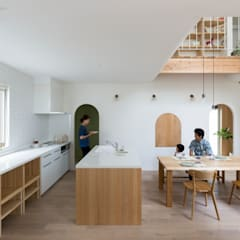 Kitchen by ALTS DESIGN OFFICE