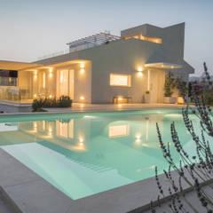泳池 by Arch. Francesca Timperanza