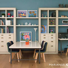 Acacias: Estudios y oficinas de estilo  por MARIANGEL COGHLAN,