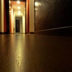Dormitorio: Paredes de estilo  por Patricio Galland Arquitectura