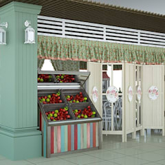 кафе: Коммерческие помещения в . Автор – Арт-Идея