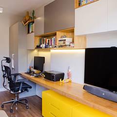 مكتب عمل أو دراسة تنفيذ Adoro Arquitetura