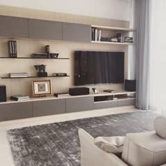 PROYECTOS: Salas de estilo  por FLAM RUGS