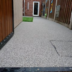Resin Bound Path's & Patio's:  Gym by Permeable Paving Solutions UK