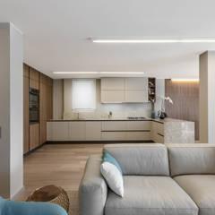 اتاق نشیمن by NG-STUDIO Interior Design