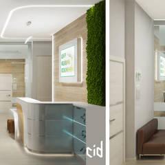 Центр медицины позвоночника: Больницы в . Автор – Center of interior design