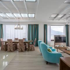 Проект Морской бриз: Столовые комнаты в . Автор – Bellarte interior studio