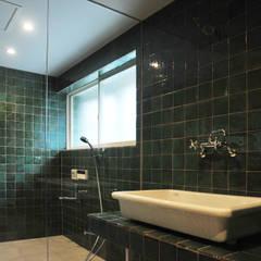 作品: アトリエトートが手掛けた浴室です。
