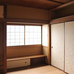 作品: アトリエトートが手掛けた寝室です。