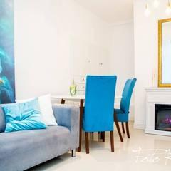 Studio Mirago: styl , w kategorii Przestrzenie biurowe i magazynowe zaprojektowany przez Studio Mirago