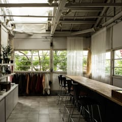 Ruang Komersial by WA-SO design    -有限会社 和想-