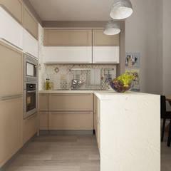 Casa SA: Cucina in stile  di De Vivo Home Design
