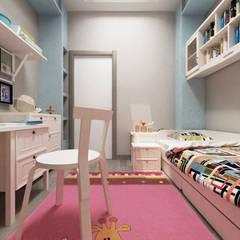 غرفة الاطفال تنفيذ De Vivo Home Design, إنتقائي