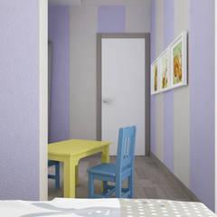Dormitorios infantiles de estilo  por De Vivo Home Design