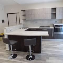 ...a casa di Luca: Cucina in stile in stile Industriale di Cucine e Design