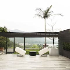 Tycoon Place | Hong Kong:  Garden by Another Design International, Modern