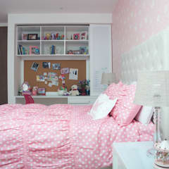 Nursery/kid's room by Monica Saravia