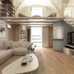 اتاق نشیمن by De Vivo Home Design