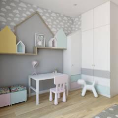Nursery/kid's room by TutajConcept