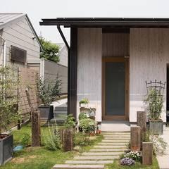 خانه ها by 荒井好一郎建築設計室