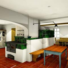 Dining room by Design Manufaktur GmbH