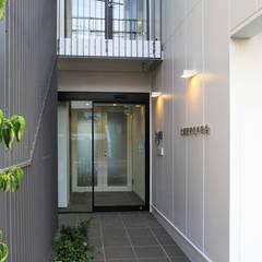 吉祥寺プロジェクト: TAPO 富岡建築計画事務所が手掛けたオフィスビルです。