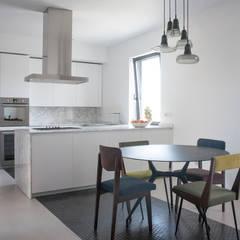 مطبخ تنفيذ 3C+M architettura
