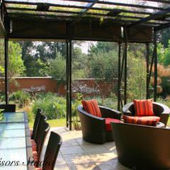 House Jones:  Garden by Environment Response Architecture