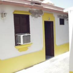 LEVANTAMIENTO Y DIGITALIZADO DE PLANOS PARA POSADAS EN LOS ROQUES: Casas de estilo  por DIBUPROY