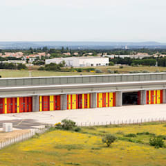 Airports by NBJ Architectes