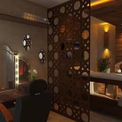 Espaço beleza: Spas asiáticos por  Sotto Mayor Arquitetura e Urbanismo