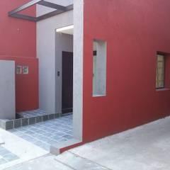 Detalle I: Oficinas y Tiendas de estilo  por Patricio Galland Arquitectura