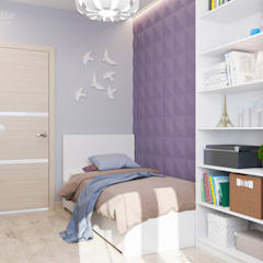 Nursery/kid's room by MAGENTLE,