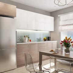 Kitchen by MAGENTLE