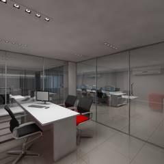 Commercial Spaces by Débora Pagani Arquitetura de Interiores